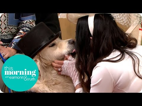 Shannon The Dude - Woman Marries Her Dog