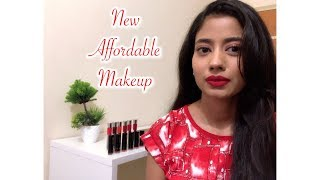 New Makeup In Affordable Range 💄(Giveaway Winners)