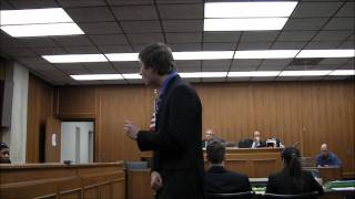 MRHS Mock Trial Defense Opening Statement