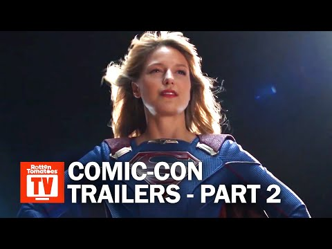 ALL Returning Series Trailers from Comic-Con 2019 | Rotten Tomatoes TV