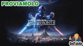 Star Wars Battlefront 2 - Gameplay ITA - Buttiamoci nel mischione - BETA