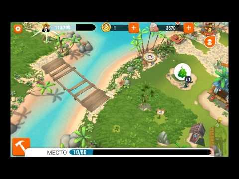 Игра Minions Paradise - Остров Миньенов: ферма по популярному мультфильму