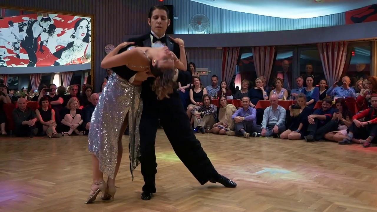 """Matias Rivas & Elizabeth Cordone """"El Adios"""" in Zlota Milonga, Warsaw"""