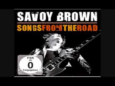 Savoy Brown Hellbound Train (Live)
