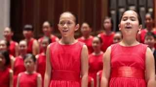 The making of SG50: The Gift of Song - These Are The Days (Singapore Symphony Children