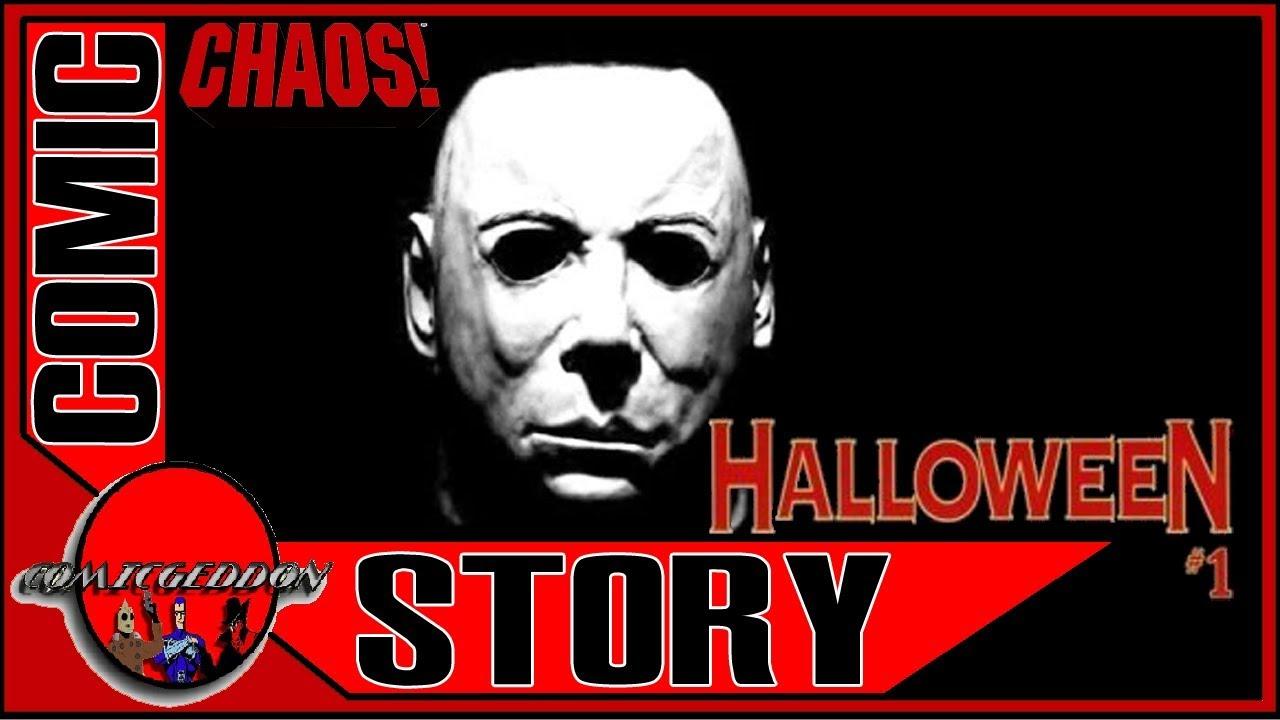 Halloween 1 November.Halloween 1 November 2000 Chaos Comics