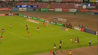 Dinamo Bucuresti-Astra Giurgiu etapa 10 playoff