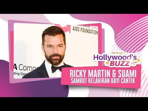 Ricky Martin - Jwan Yosef Sambut Kelahiran Bayi Perempuan Mp3