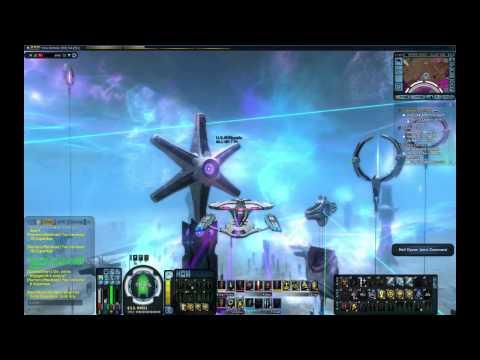 IrishTrekkie Plays Star Trek Online #92 Mission : Dyson Sphere
