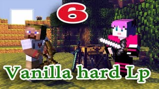 ч.06 Minecraft Vanilla hard Lp - Как быстро найти лаву
