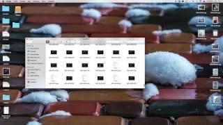 Как скопировать фотографии с флешки на компьютер MAC от Apple