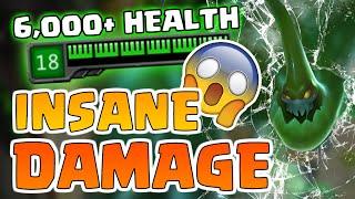 Nightblue3 - NEW 6000+ HEALTH ZAC BUILD ONE SHOT ADC
