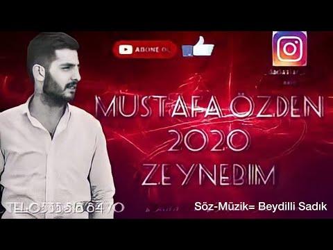 MUSTAFA ÖZDEN(2020 ZEYNEBİM)
