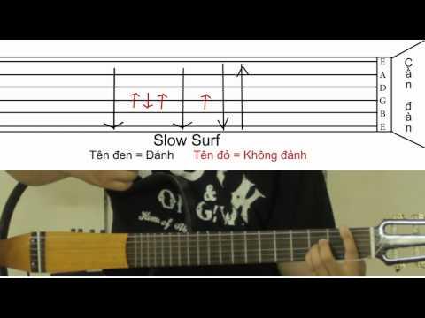 [Guitar]Hướng dẫn chơi: Tong Hua