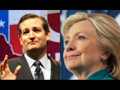 CRUZ VS CLINTON: WILL WE HAVE A REPUBLIC OR A DEMOCRACY? /