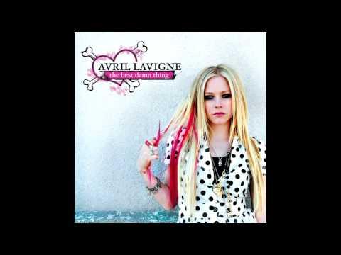 Avril Lavigne The Best Damn Thing (Full Album)