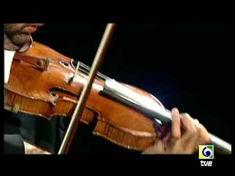 Leonidas Kavakos and Enrico Pace playing Beethoven Violin Sonata No.6, Op.30 No.1 (1 of 3)