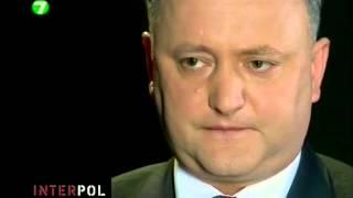 Interpol подозревает, что Плахотнюк продвигает Додона