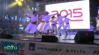"Franck Muhel Dance Company Best of France ""Martinique"""