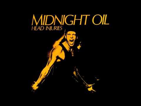 Midnight Oil - Head Injuries (full album)