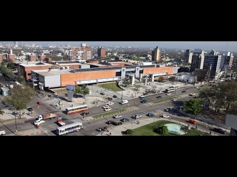 Bulevar Artigas, Tres Cruces, MONTEVIDEO URUGUAY (4K)
