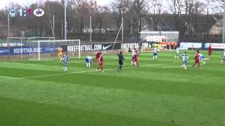 ZF 15. Spieltag Hertha BSC II - TSG Neustrelitz