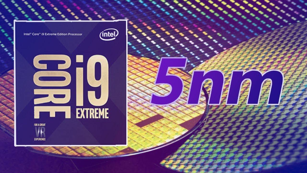 Intel's New i9 CPU and TSMC's 5nm Node Design