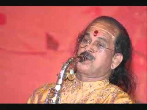 Dr Kadri Gopalnath -- Raghuvamsa Saxophone Fusion