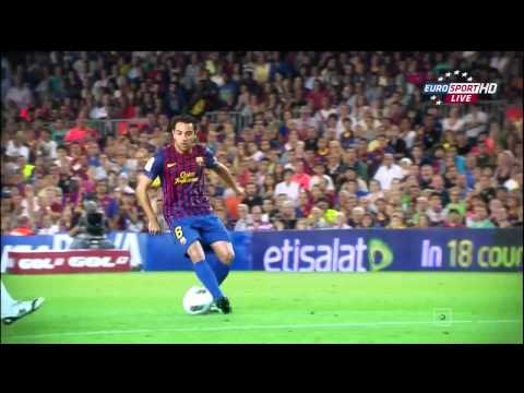 FIFA Ballon D'OR 2011 Lionel Messi HD