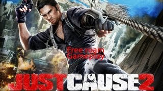Just Cause 2 Free Roam Gameplay (MSI-GE620DX)