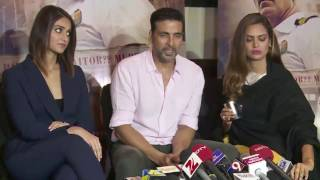 RUSTOM Movie All Promotions | Akshay Kumar. Ileana D'Cruz, Esha Gupta