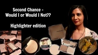 Second chance - Would I or Would I Not - Highlighter edition