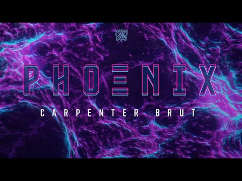 Phoenix - Carpenter Brut Remix   Worlds 2019 - League Of Legends