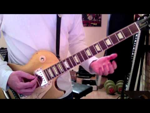 Going Underground Guitar Lesson