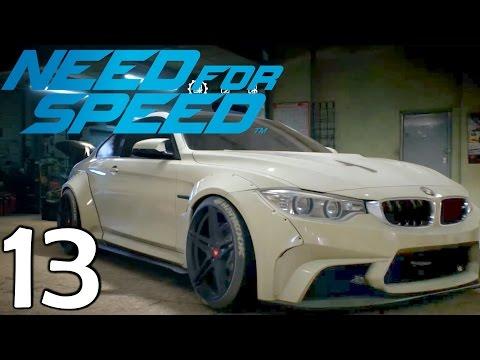 4er BMW M-POWER - Let's Play Need For Speed (2015) #13 [1080p/Deutsch/Facecam]