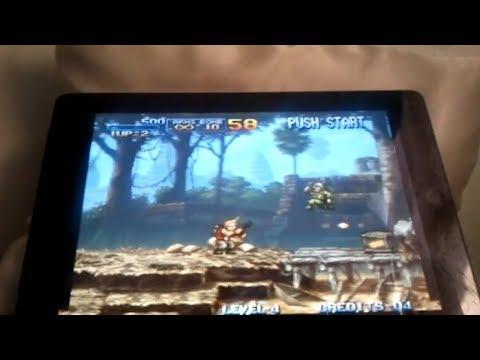 Mame4iOS - эмулятор игровых автоматов MAME на IOS