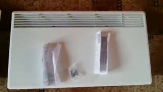 Краткий обзор электрических конвекторовNobo: Oslo NTE 4S 10 и Viking NFC 4S 10