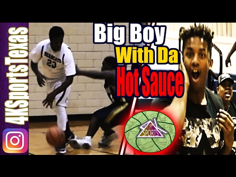 Big Boy With The Hot Sauce Crossover! Terry Webb Breaks Defenders Ankles! C/o 2021