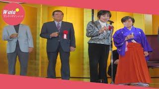 女優浅香光代(90)が2月20日に90歳となったことで、11日、都...