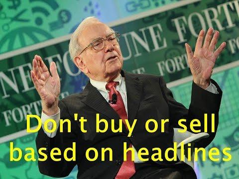 5 Best Investment Tips from Warrant Buffett