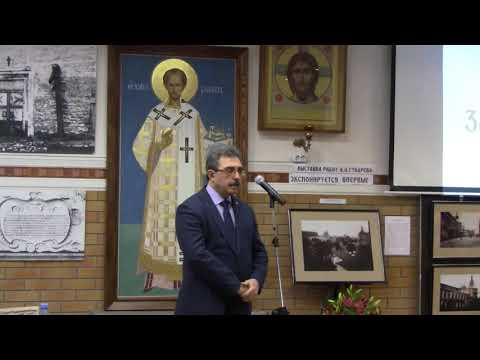 Баталов Андрей Леонидович, заместитель Генерального директора музеев Московского Кремля по науке