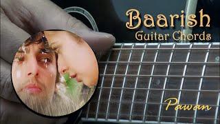 Baarish - Yaariyan - Guitar Chords Lesson - Barre and Open Chords