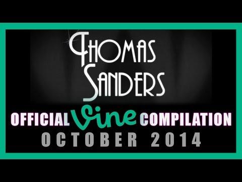 Thomas Sanders Vine Compilation   October 2014