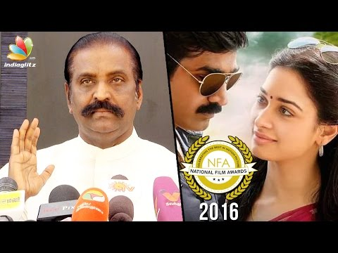 7th National Award makes me feel scared : Vairamuthu Speech | Endha Pakkam Song, Dharmadurai Movie