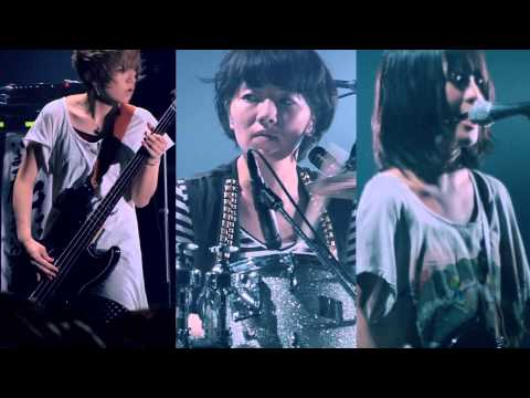 chatmonchy どなる、でんわ、どしゃぶり (Live at Zepp Diver City Tokyo 2009)
