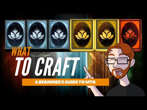 MTG Arena Crafting Guide | A Beginner's Guide to Crafting