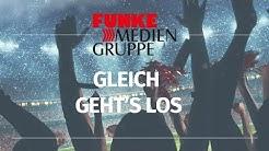 FUNKE SPORT LIVE - Rot-Weiss Essen - KFC Uerdingen