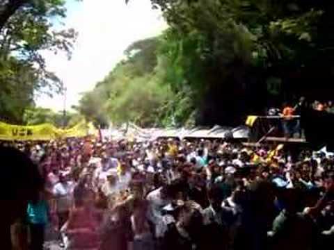 Anti-chavez protest