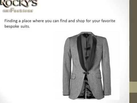 Buy Online Bespoke Suits in Hong Kong