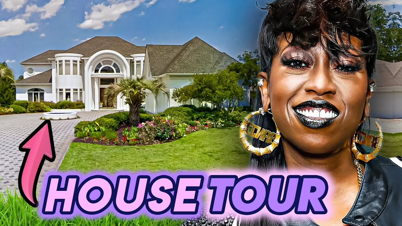 Missy Elliot | House Tour | Her New Jersey and Virginia Beach Mansions